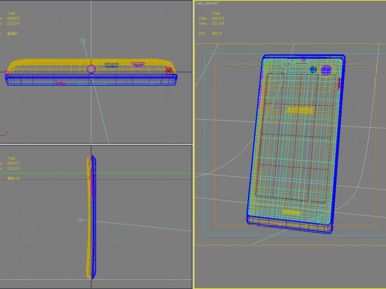 Sony Xperia J ( 221.95KB jpg by 3dtoss )