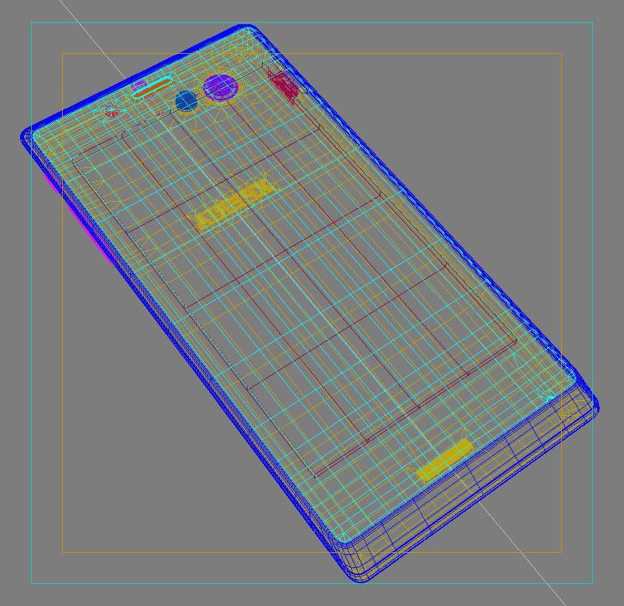 Sony Xperia J ( 287.36KB jpg by 3dtoss )