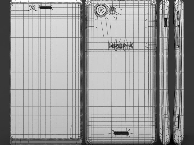 Sony Xperia J ( 656.05KB jpg by 3dtoss )