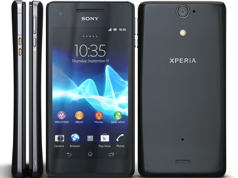 Sony Xperia V ( 519.41KB jpg by 3dtoss )
