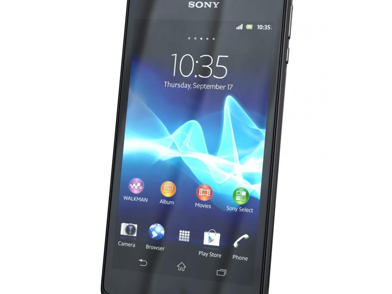 Sony Xperia V ( 300.34KB jpg by 3dtoss )