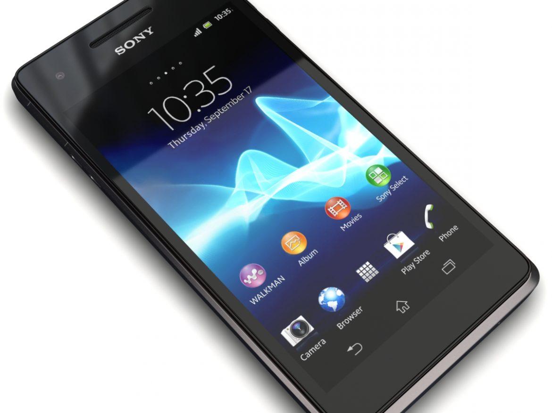 Sony Xperia V ( 375.32KB jpg by 3dtoss )