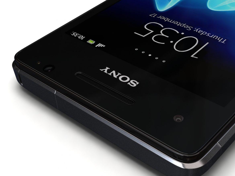 Sony Xperia V ( 421.72KB jpg by 3dtoss )