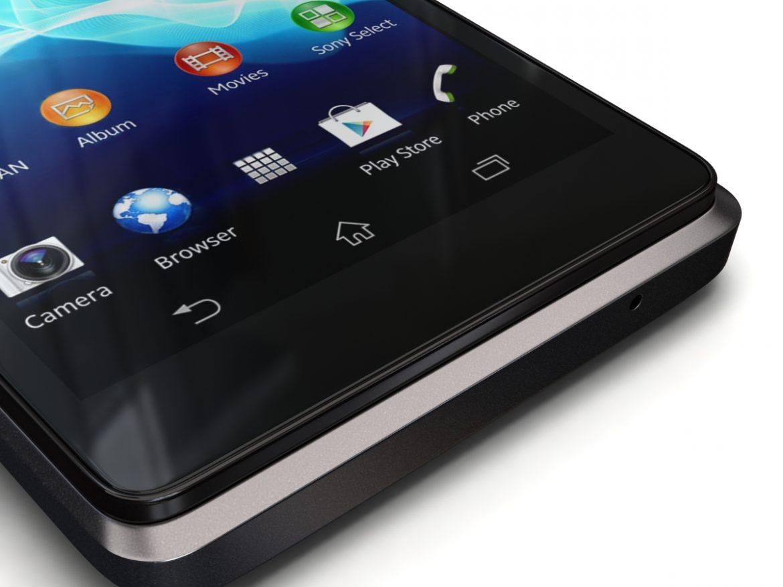 Sony Xperia V ( 456.52KB jpg by 3dtoss )
