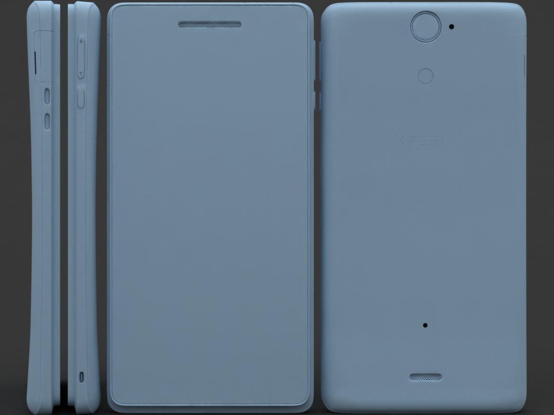 Sony Xperia V ( 367.96KB jpg by 3dtoss )