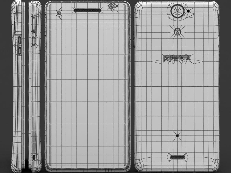 Sony Xperia V ( 602.82KB jpg by 3dtoss )