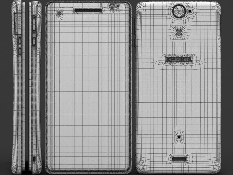 Sony Xperia V ( 717.85KB jpg by 3dtoss )