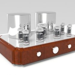 Vacuum tube amplifier 03 ( 77.22KB jpg by laguf )