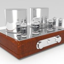 Vacuum tube amplifier 03 ( 93.62KB jpg by laguf )