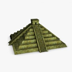 Ancient pyramid ( 106.04KB jpg by Bondiana )