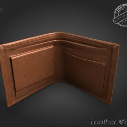 Leather Wallet  ( 212.08KB jpg by Saffan )