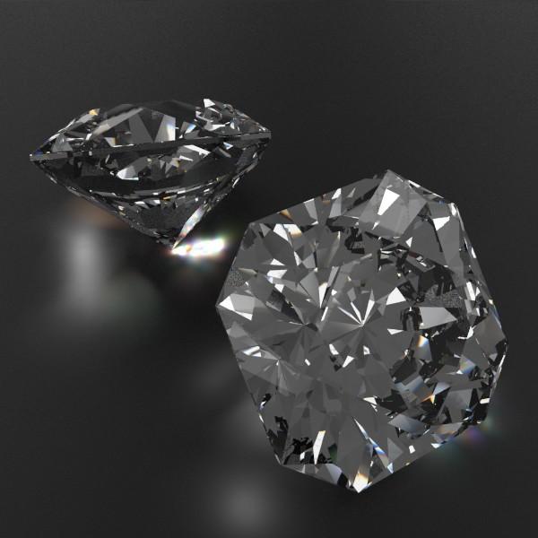 special cut gem collection 3d model fbx blend obj 149701