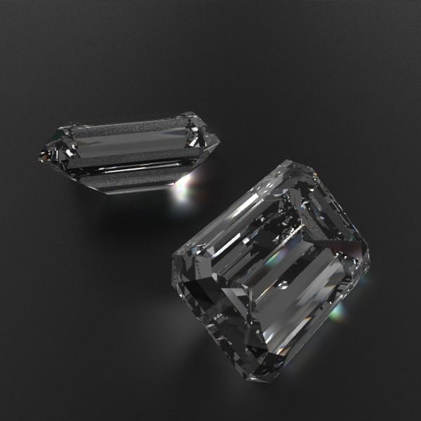 special cut gem collection 3d model fbx blend obj 149703