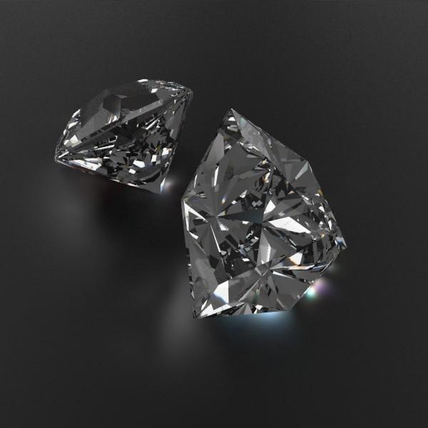special cut gem collection 3d model fbx blend obj 149709