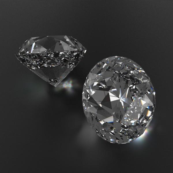 special cut gem collection 3d model fbx blend obj 149719