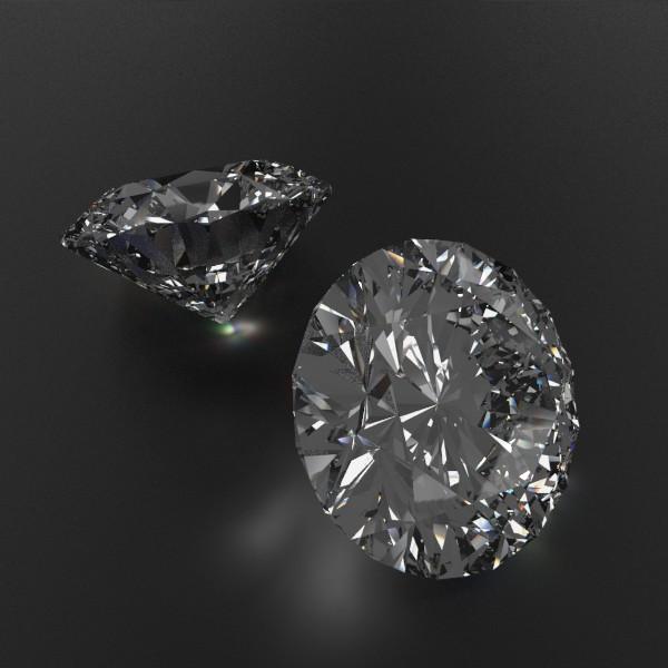 special cut gem collection 3d model fbx blend obj 149721
