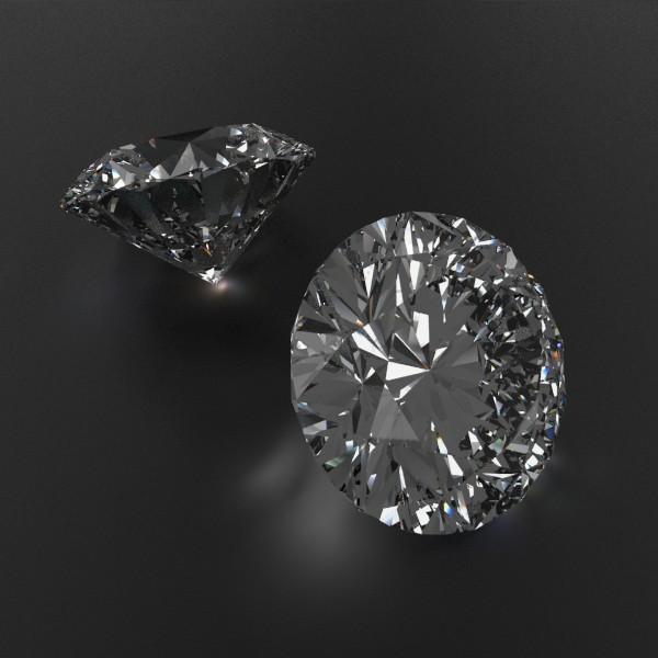 special cut gem collection 3d model fbx blend obj 149725