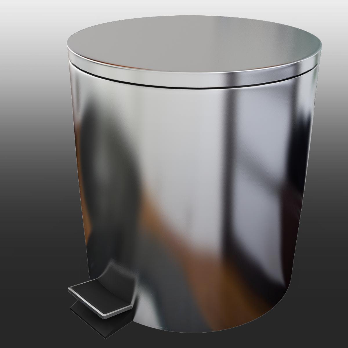 kúpeľňa dumpster 3d model 3ds max fbx ma mb obj 155979