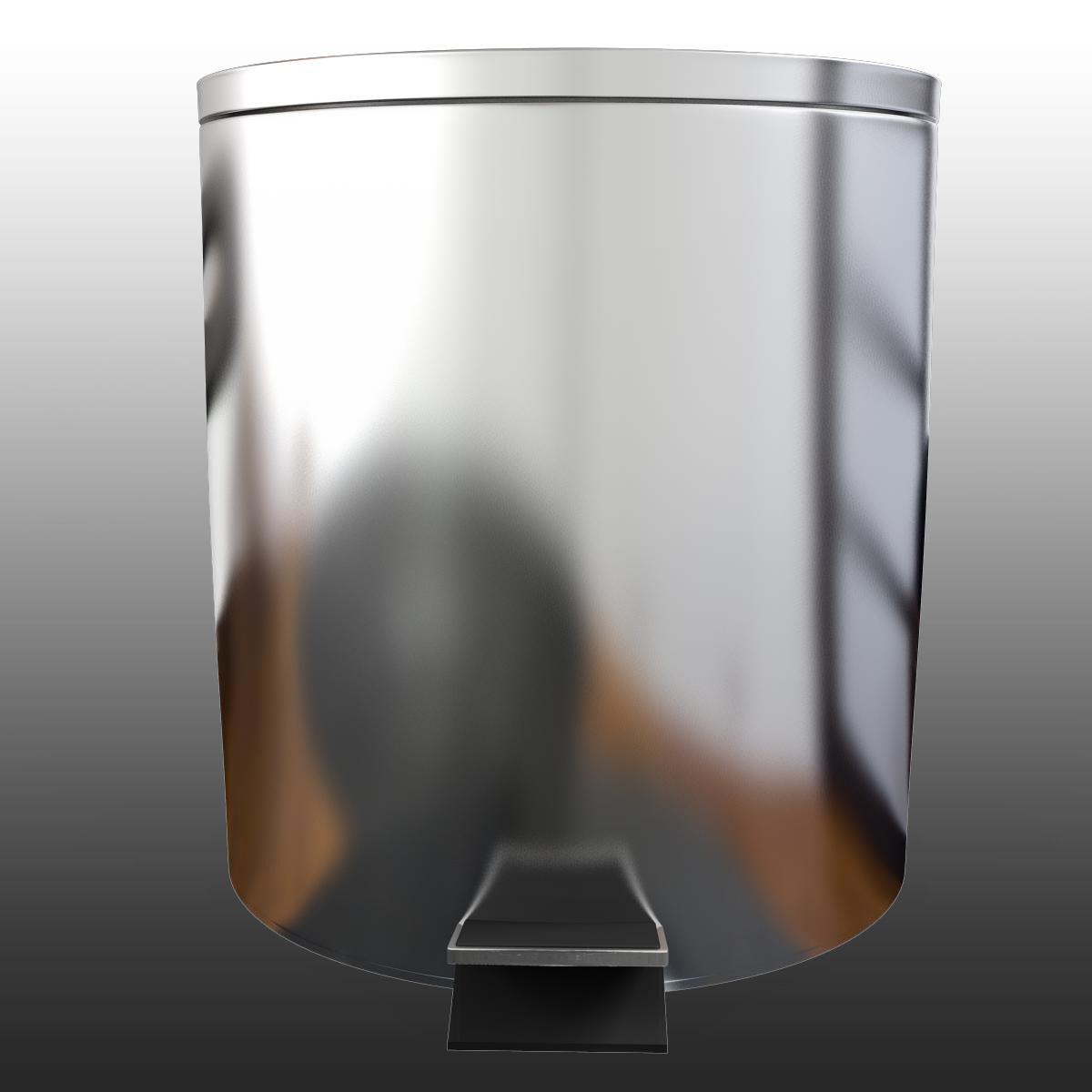bathroom dumpster 3d model 3ds max fbx ma mb obj 155980