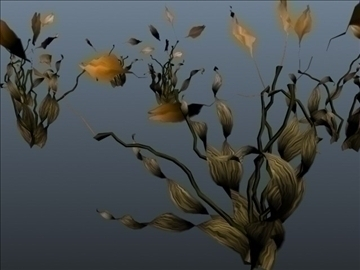 buttercup set 001 3d model 3ds max obj 102661
