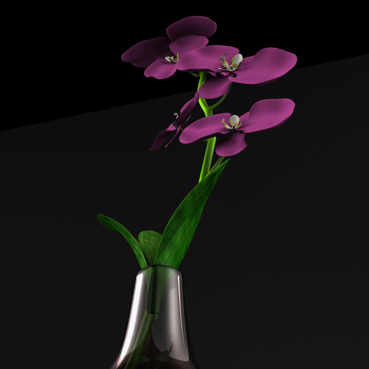 cvijetna baza 3d model 3ds max fbx ma mb obj 158100