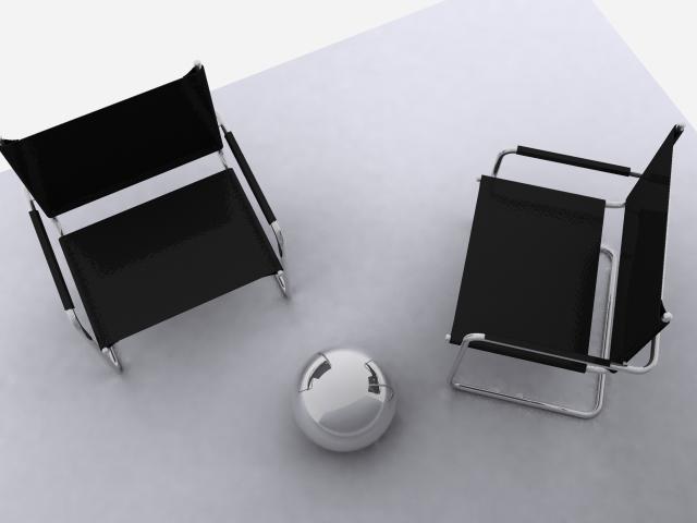 krēsli 3d modelis max 116889