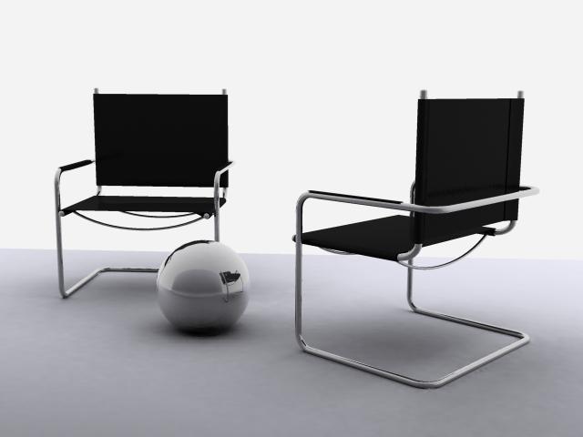 krēsli 3d modelis max 116890