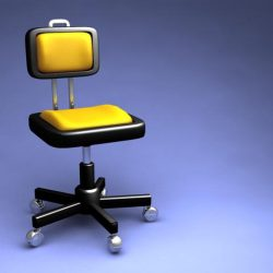 office chair ( 17.91KB jpg by Kupe )