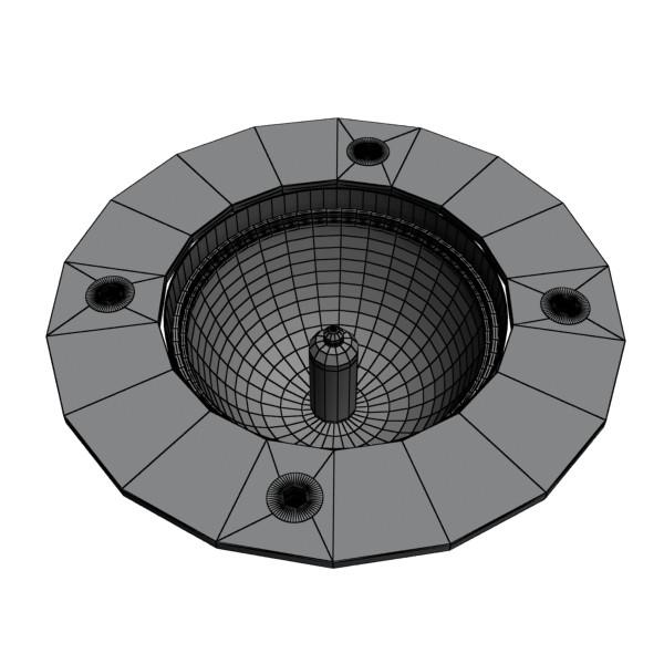 10 halogēna lampu kolekcija 3d modelis 3ds max dwg obj 134741