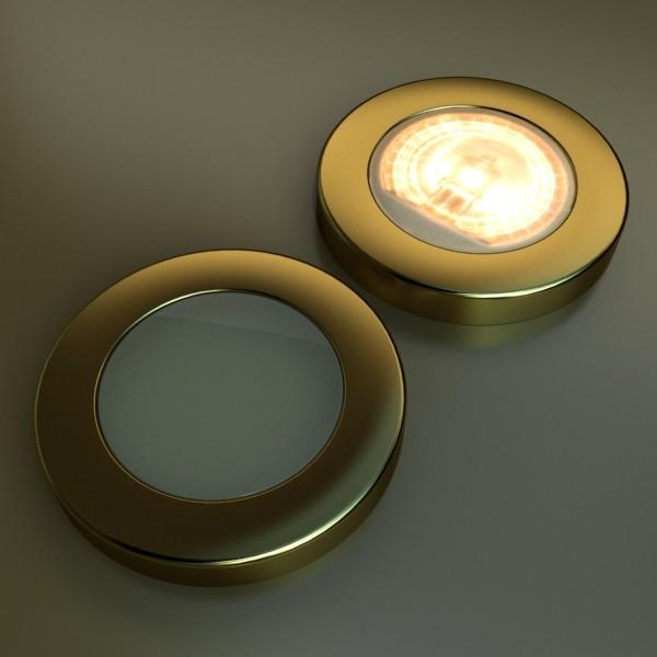 10 halogen lampanın toplanması 3d model 3ds max dwg obj 134752