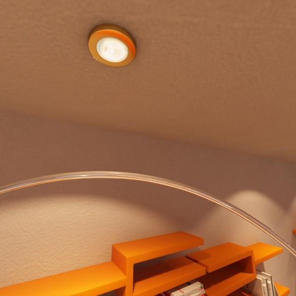 10 halogen lampanın toplanması 3d model 3ds max dwg obj 134755