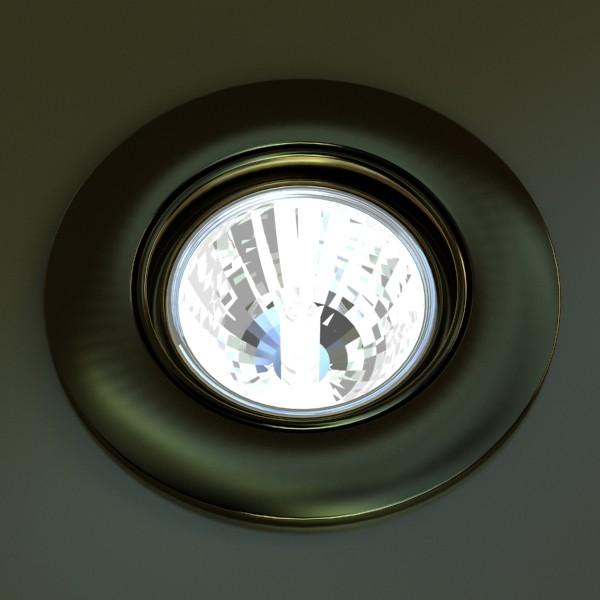 10 halogen lampanın toplanması 3d model 3ds max dwg obj 134760