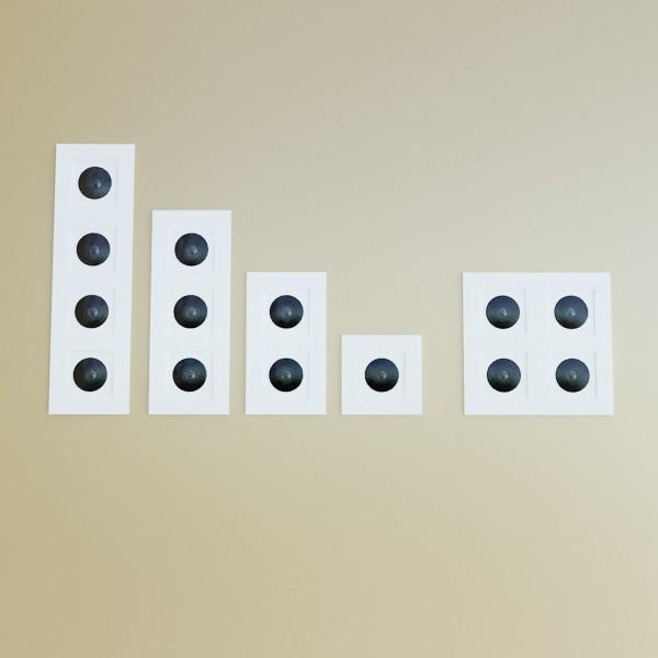 10 halogēna lampu kolekcija 3d modelis 3ds max dwg obj 134792