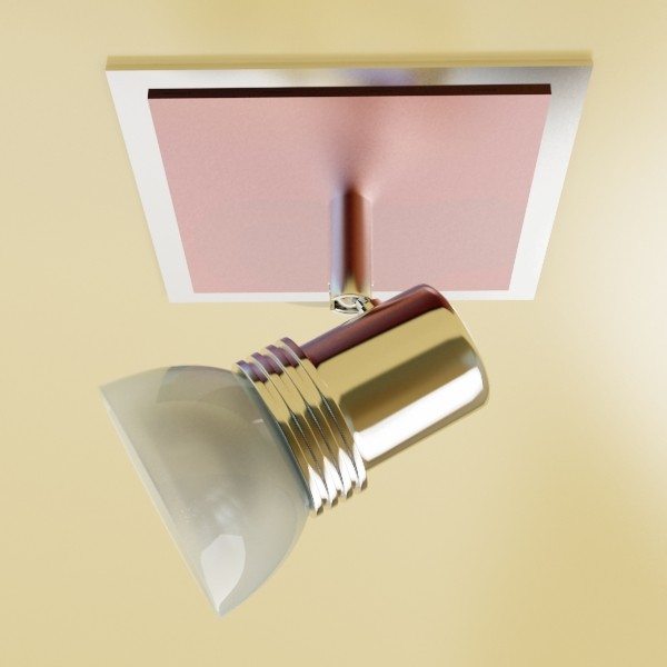 10 halogen lampanın toplanması 3d model 3ds max dwg obj 134834