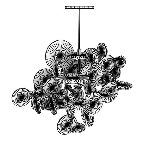10 koleksi lampu loket moden 3d model 3ds max fbx obj 135172