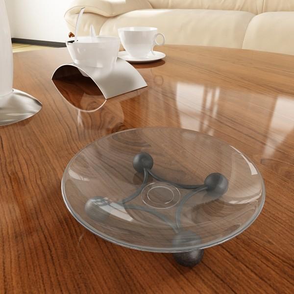 3D Model Cherries in Glass Bowl High Res ( 75.07KB jpg by VKModels )