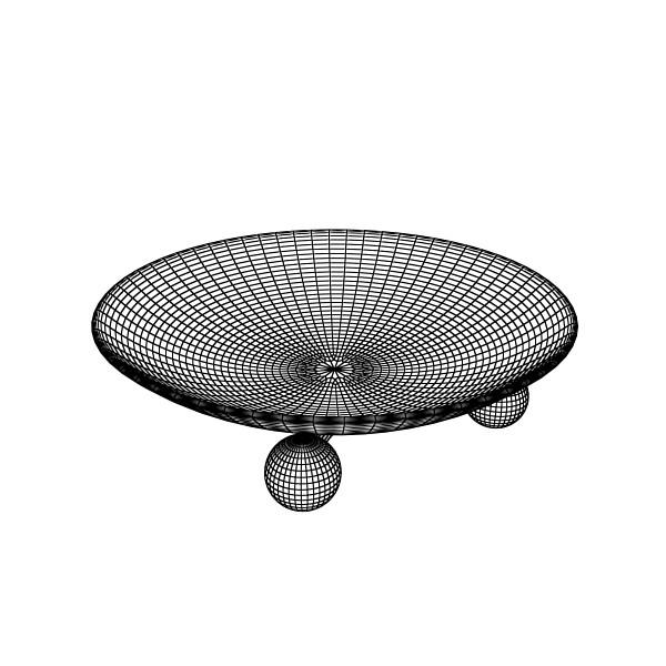 3D Model Cherries in Glass Bowl High Res ( 53.43KB jpg by VKModels )