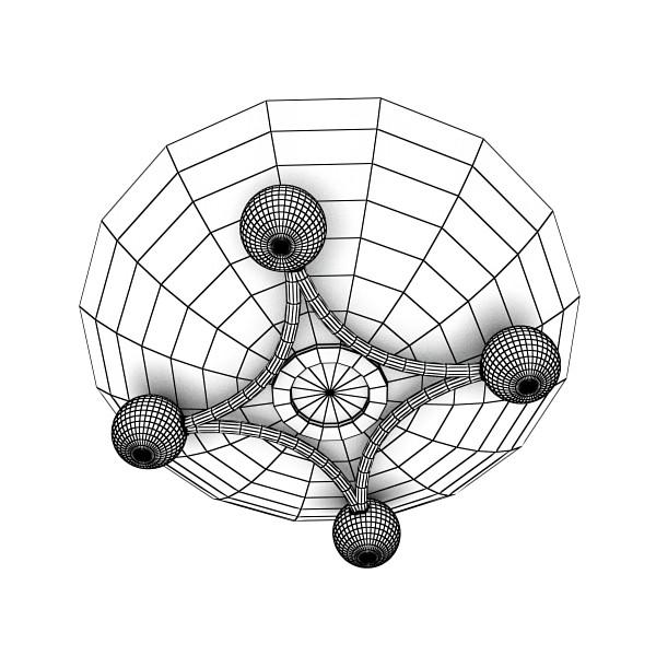 3D Model Cherries in Glass Bowl High Res ( 67.99KB jpg by VKModels )