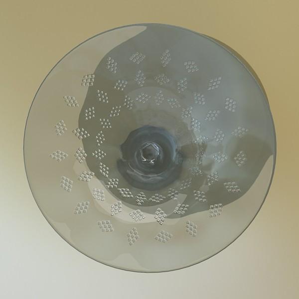 3D Model Green Grapes in Glass Bowl ( 42.79KB jpg by VKModels )
