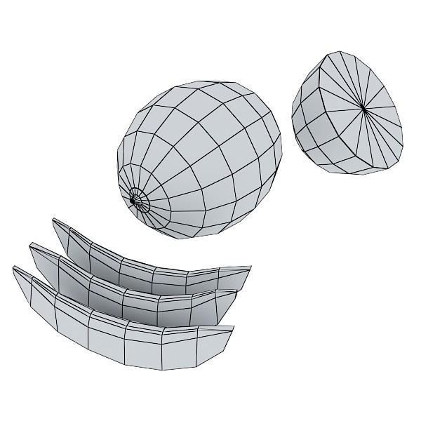3D Model Melon High Res Textures ( 51.93KB jpg by VKModels )