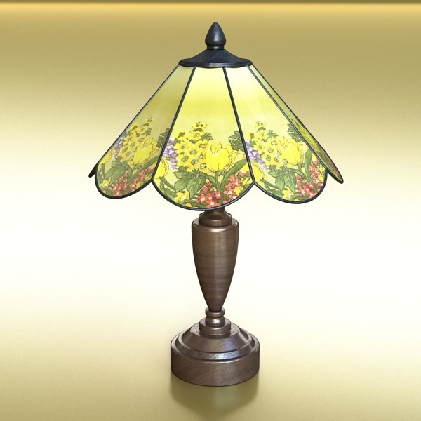 43 lamps mega pack 3d model 3ds max fbx obj 135683