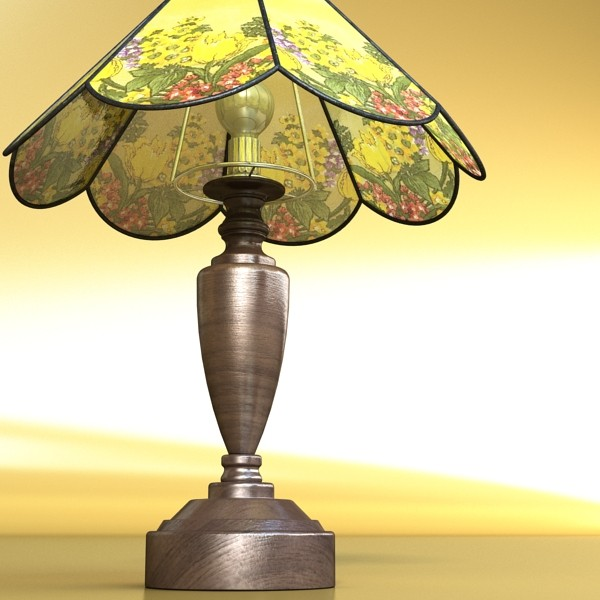 43 lamps mega pack 3d model 3ds max fbx obj 135684