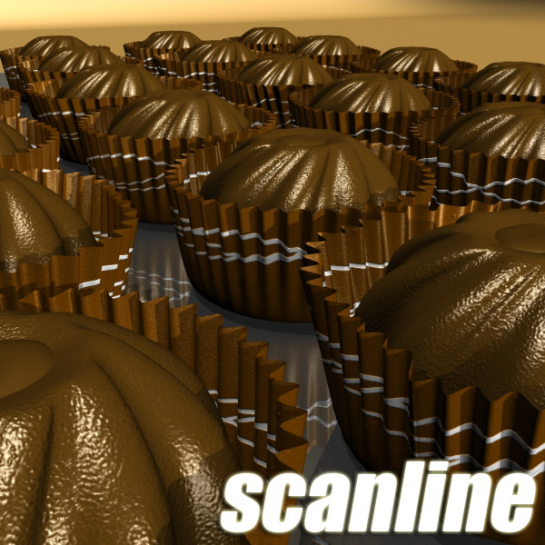 šokolādes konfektes sortiments augstas res 3d modelis max obj 132470