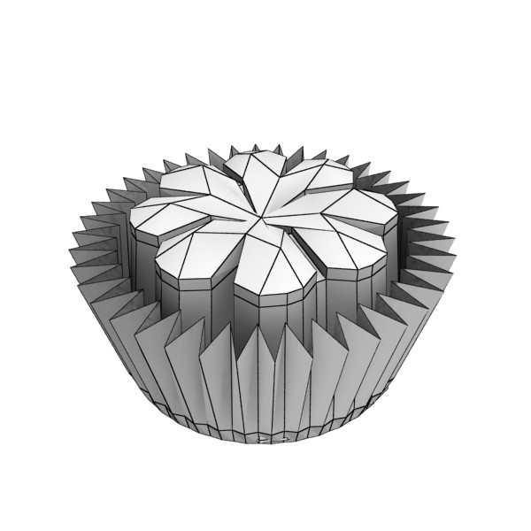 šokolādes konfektes sortiments augstas res 3d modelis max obj 132493