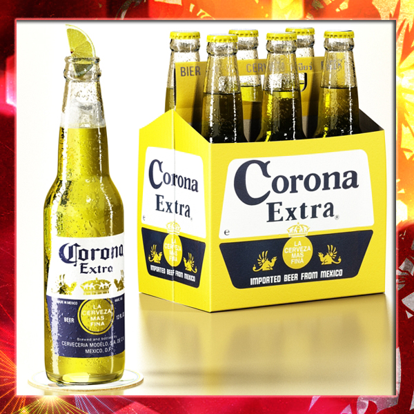 corona beer bottle – 6 pack 3d model 3ds max fbx obj 141100