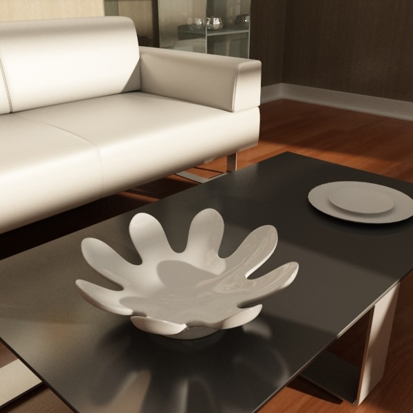 decorative bowl 05 3d model 3ds max fbx obj 132753