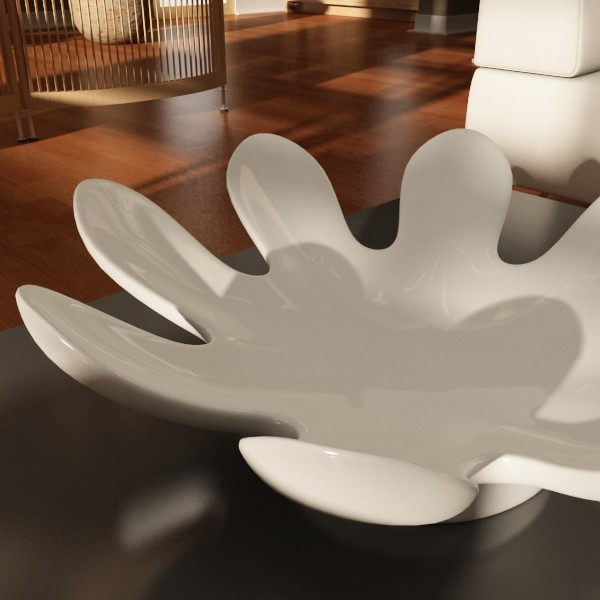 decorative bowl 05 3d model 3ds max fbx obj 132754