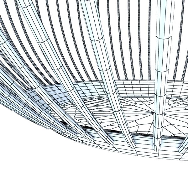 decorative bowl 3d model 3ds max fbx obj 132679
