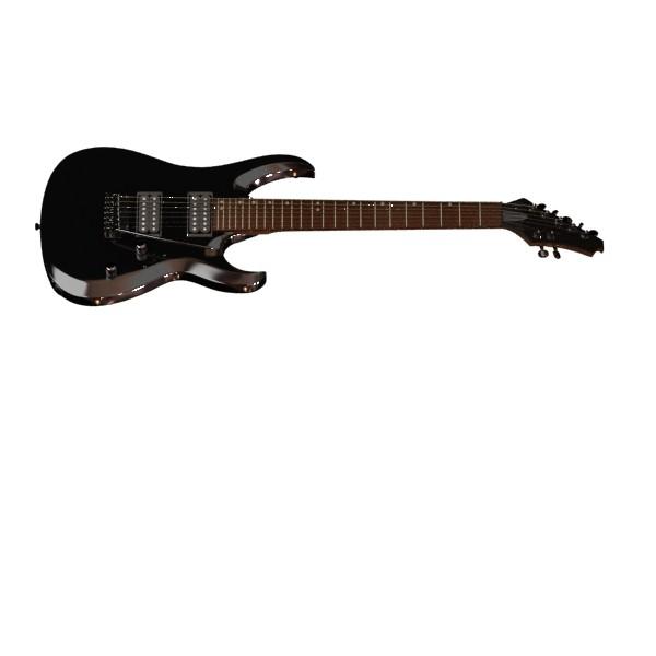 цахилгаан гитар 7 мөр өндөр нарийвчлалтай 3d загвар max obj 131278