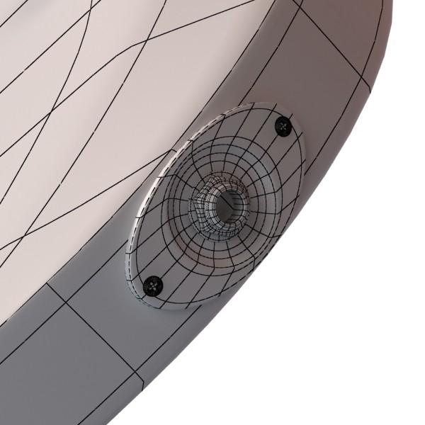 giotár leictreach 7 teaghráin mion-mhionsonraithe 3d model max obj 131287